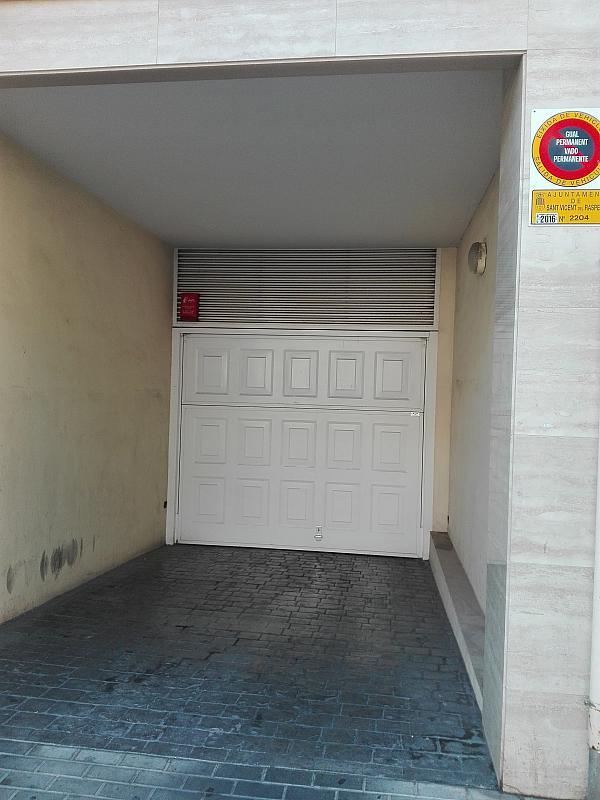 Zonas comunes - Parking en alquiler en Centro en San Vicente del Raspeig/Sant Vicent del Raspeig - 330142458