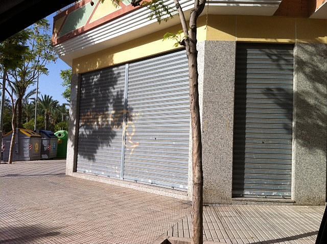 Fachada - Local comercial en alquiler en Centro en San Vicente del Raspeig/Sant Vicent del Raspeig - 223592193