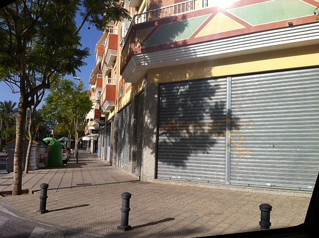 Fachada - Local comercial en alquiler en Centro en San Vicente del Raspeig/Sant Vicent del Raspeig - 223592196
