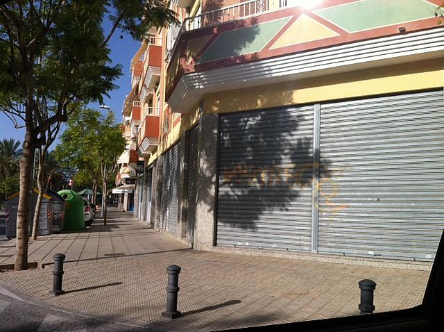 Fachada - Local comercial en alquiler en Centro en San Vicente del Raspeig/Sant Vicent del Raspeig - 223592199