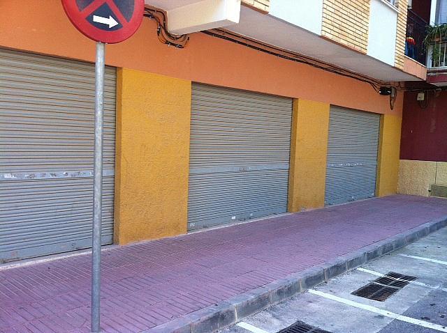 Fachada - Local comercial en alquiler en Inmediaciones en San Vicente del Raspeig/Sant Vicent del Raspeig - 223592209
