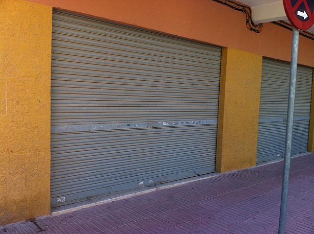 Fachada - Local comercial en alquiler en Inmediaciones en San Vicente del Raspeig/Sant Vicent del Raspeig - 223592210