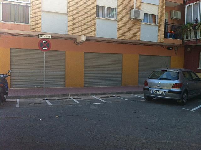 Fachada - Local comercial en alquiler en Inmediaciones en San Vicente del Raspeig/Sant Vicent del Raspeig - 223592212