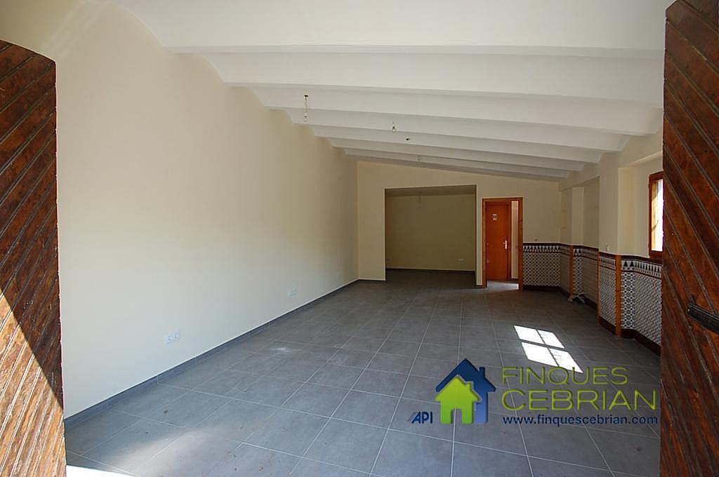 Imagen del inmueble - Local en alquiler en Alella - 287409165