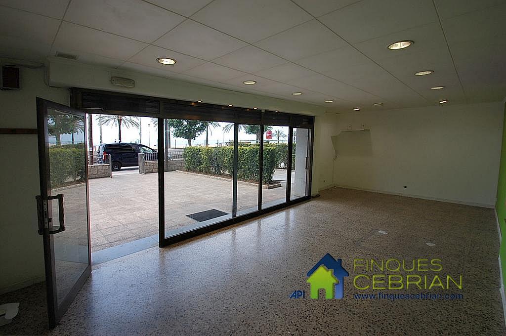 Imagen del inmueble - Local comercial en alquiler en calle Prat de la Riba, Masnou - 292691123