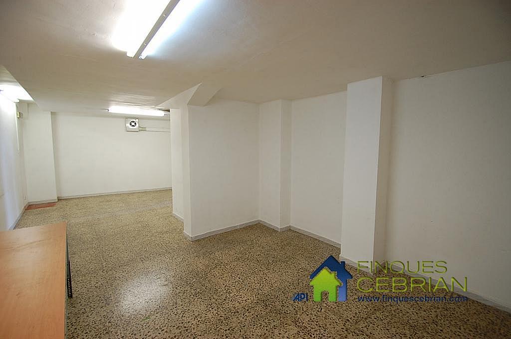 Imagen del inmueble - Local comercial en alquiler en calle Prat de la Riba, Masnou - 292691138