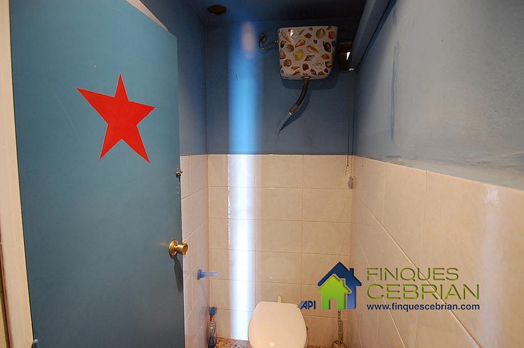 Imagen del inmueble - Local comercial en alquiler en calle Prat de la Riba, Masnou - 292691147