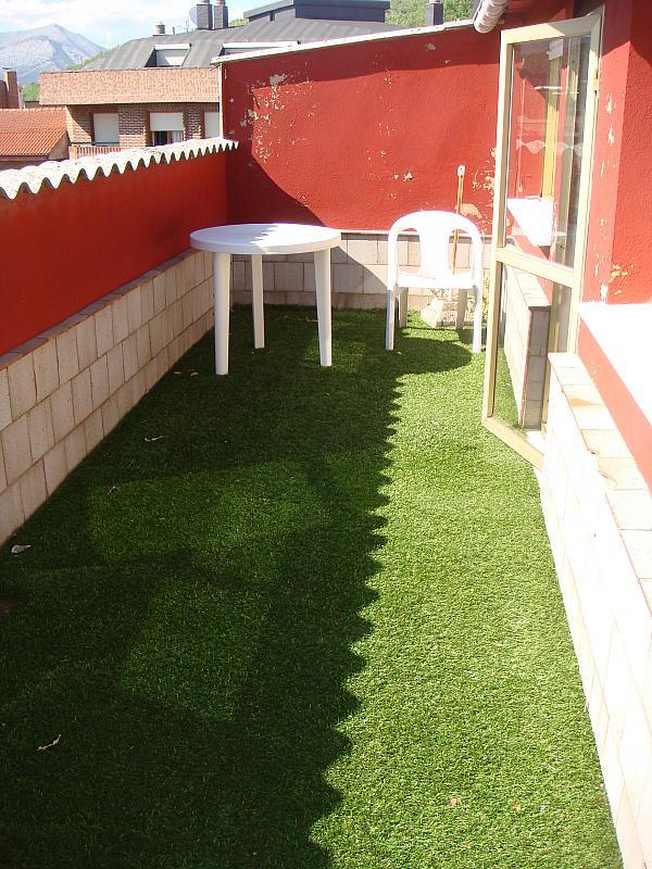 Terraza - Ático en alquiler en paseo Ayuntamiento, Guardo - 295695619