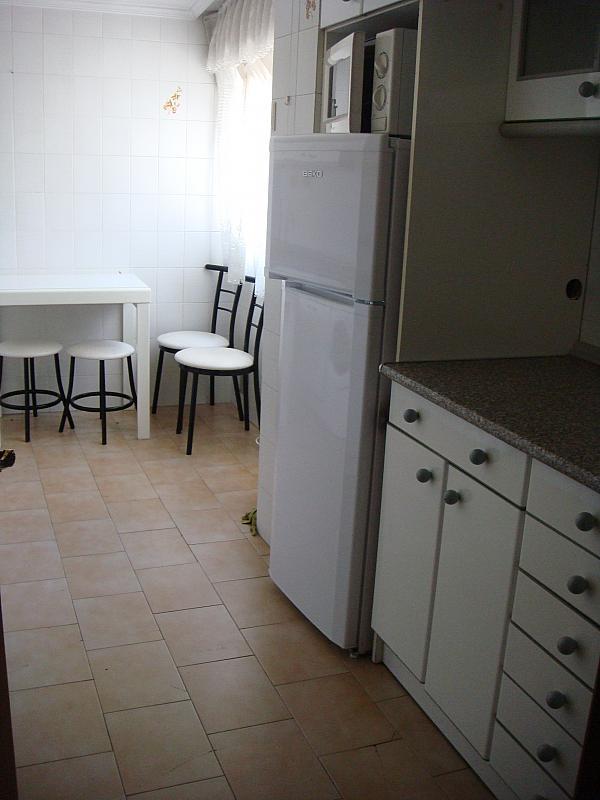 Cocina - Ático en alquiler en paseo Ayuntamiento, Guardo - 295719523