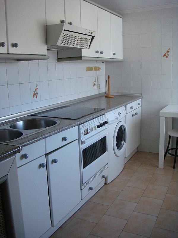 Cocina - Ático en alquiler en paseo Ayuntamiento, Guardo - 295719736