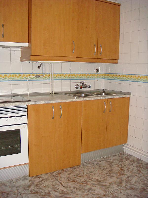Cocina - Piso en alquiler en calle Arroyal, Guardo - 156099259