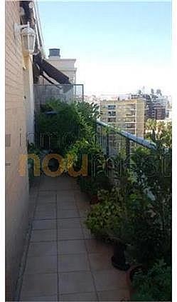 Ático en alquiler en Sant Pau en Valencia - 287308541