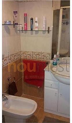 Ático en alquiler en Sant Pau en Valencia - 287308565
