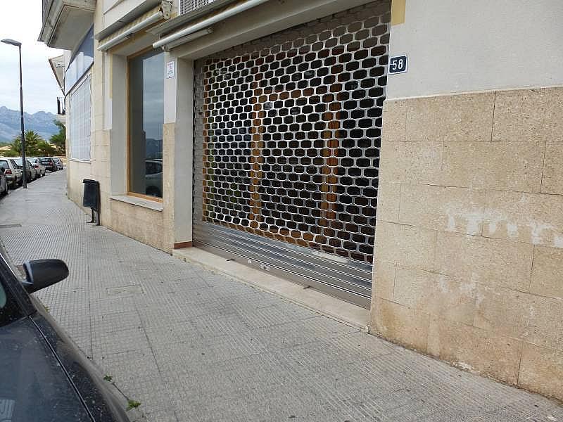 Foto - Local comercial en alquiler en calle Porvilla, Nucia (la) - 196294870