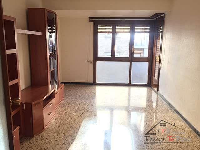 Piso - Piso en alquiler en calle De Reina Fabiola, San José en Zaragoza - 293055483