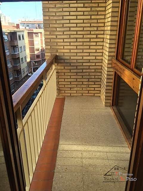 Piso - Piso en alquiler en calle De Reina Fabiola, San José en Zaragoza - 293055486