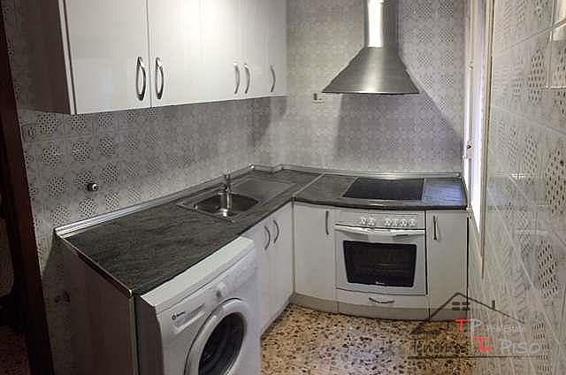 Piso - Piso en alquiler en calle De Reina Fabiola, San José en Zaragoza - 293055489