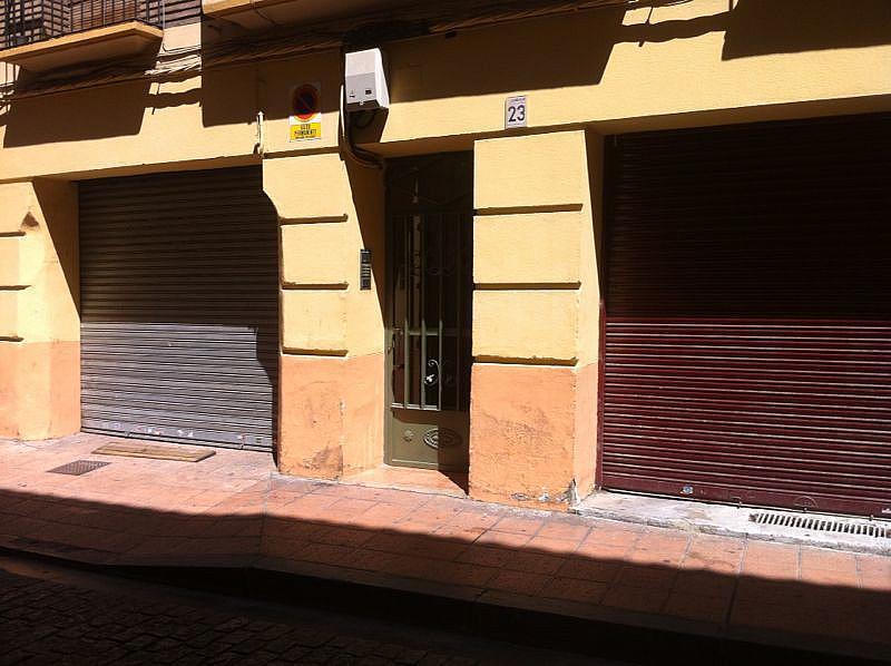 Local - Local comercial en alquiler opción compra en calle Doctor Alejandro Palomar, La Madalena en Zaragoza - 297526098