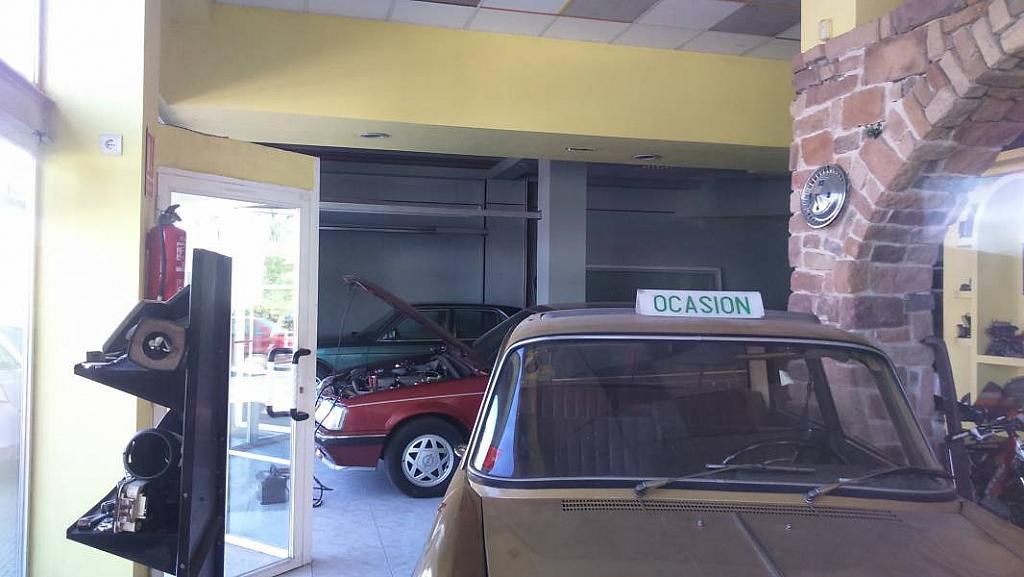Foto - Local comercial en alquiler en calle Fuentes Nuevas, Ponferrada - 291521475