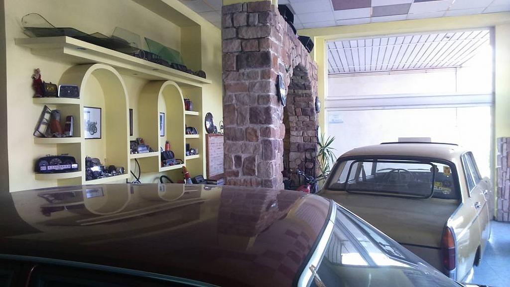 Foto - Local comercial en alquiler en calle Fuentes Nuevas, Ponferrada - 291521490