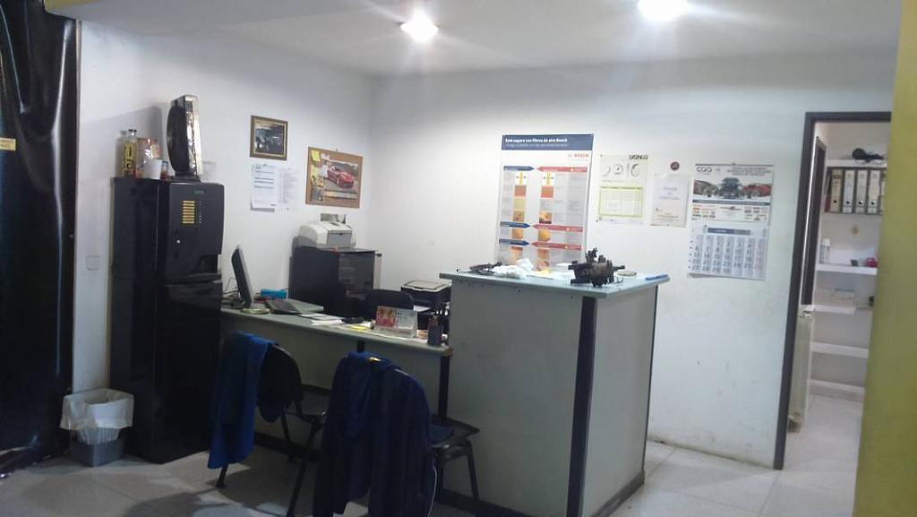 Foto - Local comercial en alquiler en calle Fuentes Nuevas, Ponferrada - 291521508