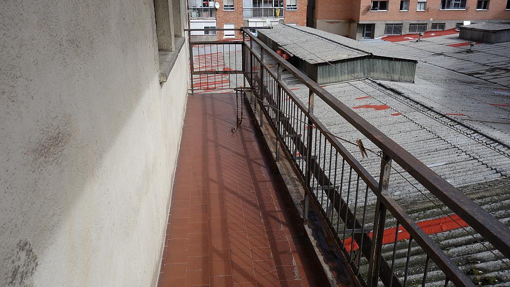 Terraza - Piso en alquiler en paseo Zorrilla, Zorrilla-Cuatro de marzo en Valladolid - 322041780