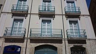 Fachada - Piso en alquiler en plaza Santa Ana, Caño Argales en Valladolid - 323914715