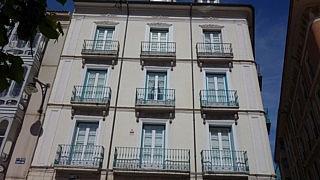 Fachada - Piso en alquiler en plaza Santa Ana, Caño Argales en Valladolid - 323914876