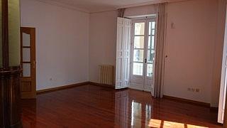 Salón - Piso en alquiler en plaza Santa Ana, Caño Argales en Valladolid - 323914882