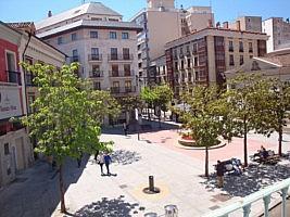 Vistas - Piso en alquiler en plaza Santa Ana, Caño Argales en Valladolid - 323914894