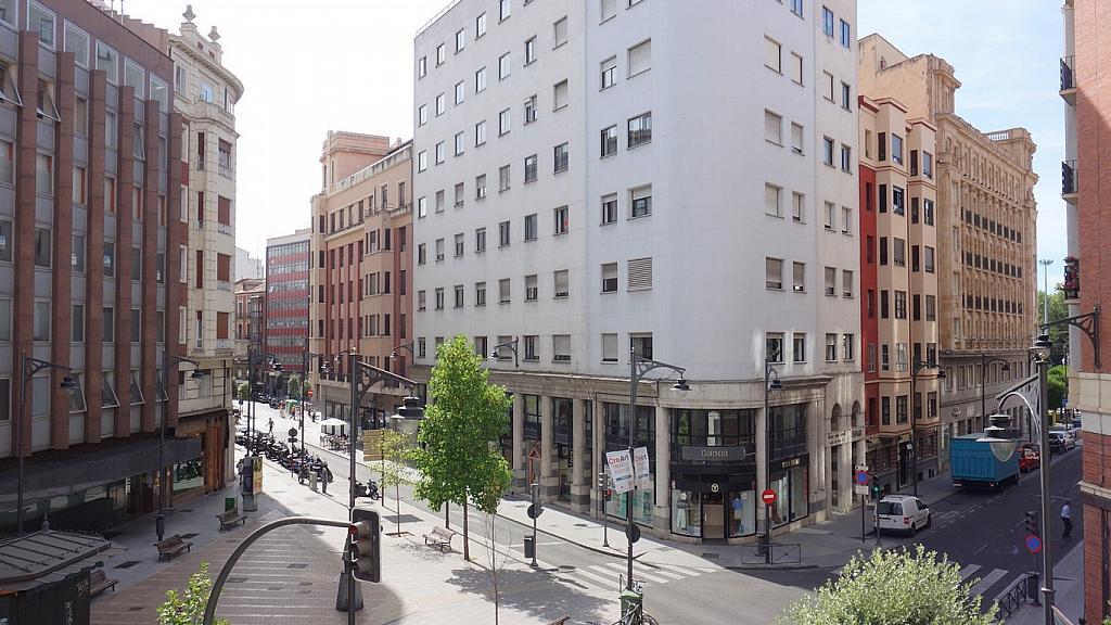 Vestíbulo - Oficina en alquiler en calle María de Molina, Centro en Valladolid - 330430390