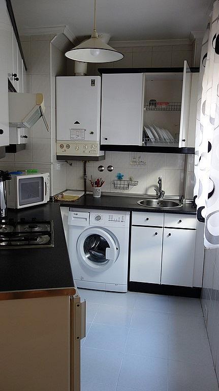 Cocina - Piso en alquiler en calle Ebanistería, Centro en Valladolid - 328008345