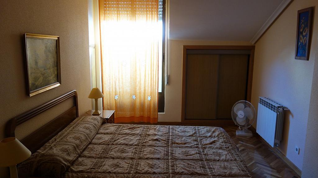 Dormitorio - Piso en alquiler en calle Ebanistería, Centro en Valladolid - 328008350