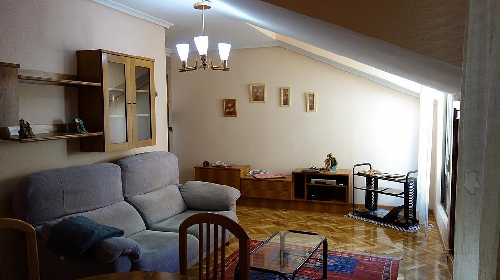 Salón - Piso en alquiler en calle Ebanistería, Centro en Valladolid - 328008373