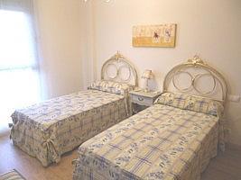 Dormitorio - Piso en alquiler en calle Barcelona, Covaresa-Parque Alameda-Las Villas-Santa Ana en Valladolid - 221454612