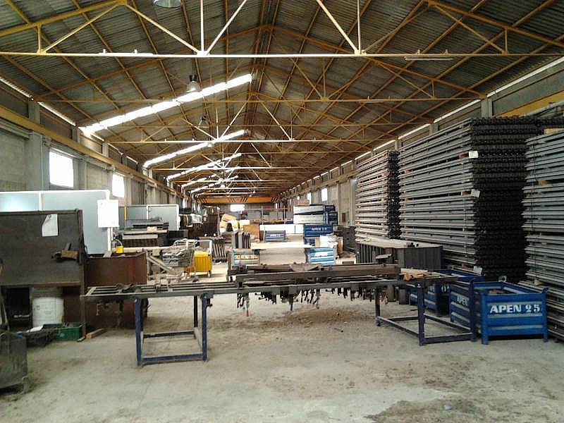 Foto - Nave industrial en alquiler en polígono Alrededores Pedanías, Antequera - 225748499