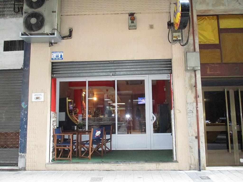 Local comercial en alquiler en calle Paulina Harriet, Zorrilla-Cuatro de marzo en Valladolid - 362264243