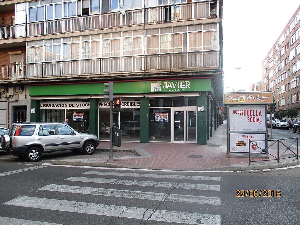 Local comercial en alquiler en calle Cardenal Cisneros, Rondilla-Pilarica-Vadillos-Bº España-Santa Clara en Valladolid - 362267774