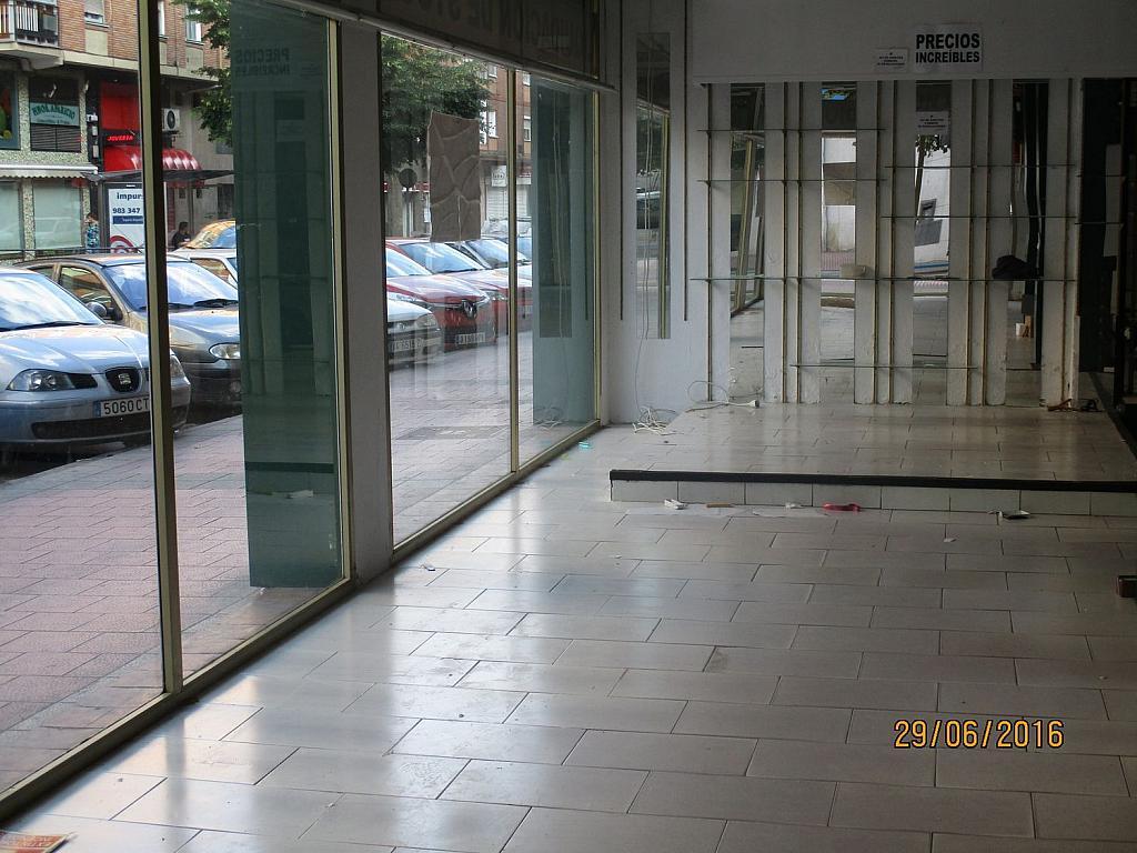 Local comercial en alquiler en calle Cardenal Cisneros, Rondilla-Pilarica-Vadillos-Bº España-Santa Clara en Valladolid - 362267777