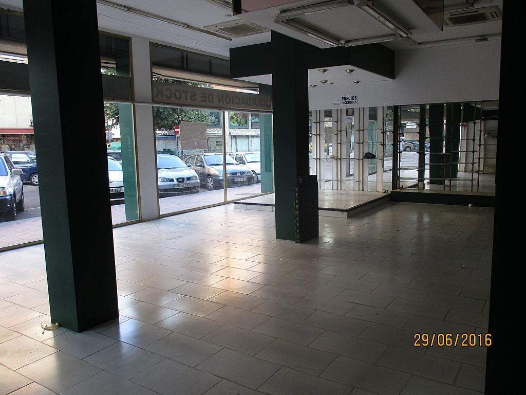 Local comercial en alquiler en calle Cardenal Cisneros, Rondilla-Pilarica-Vadillos-Bº España-Santa Clara en Valladolid - 362267780