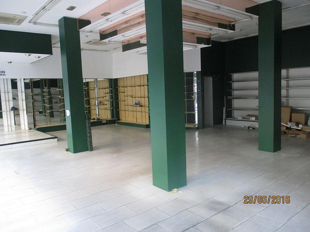 Local comercial en alquiler en calle Cardenal Cisneros, Rondilla-Pilarica-Vadillos-Bº España-Santa Clara en Valladolid - 362267786