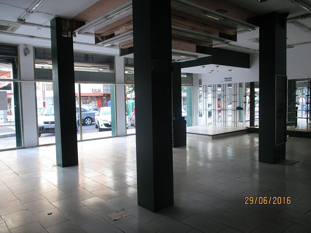 Local comercial en alquiler en calle Cardenal Cisneros, Rondilla-Pilarica-Vadillos-Bº España-Santa Clara en Valladolid - 362267789