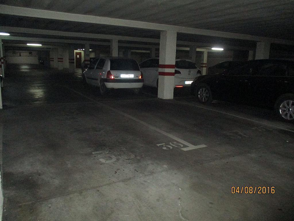 Garaje en alquiler en paseo De Zorrilla, Arturo Eyries-La Rubia en Valladolid - 362267297
