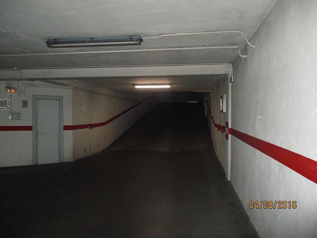 Garaje en alquiler en paseo De Zorrilla, Arturo Eyries-La Rubia en Valladolid - 362267300