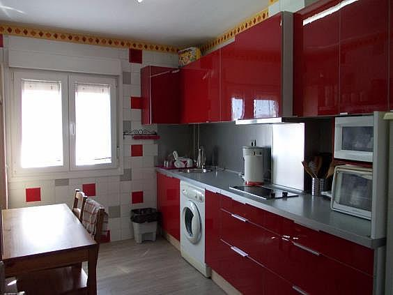 Piso en alquiler en calle Bermudez de Castro, Milán-Pumarin-Pontón de Vaqueros en Oviedo - 318161685