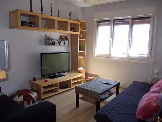 Piso en alquiler en calle Bermudez de Castro, Milán-Pumarin-Pontón de Vaqueros en Oviedo - 318161688