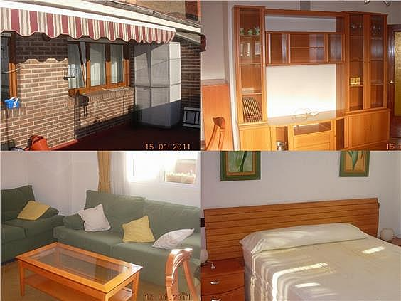 Ático en alquiler en calle Rio Deva, Tenderina en Oviedo - 327152953