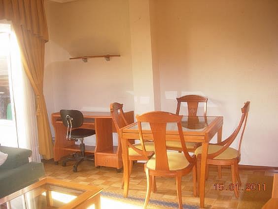 Ático en alquiler en calle Rio Deva, Tenderina en Oviedo - 327152965