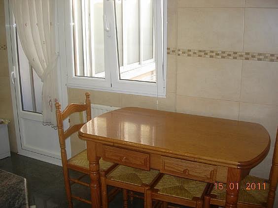 Ático en alquiler en calle Rio Deva, Tenderina en Oviedo - 327152968