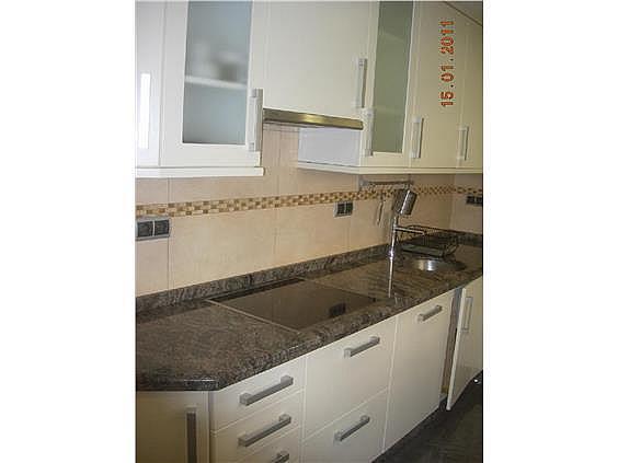 Ático en alquiler en calle Rio Deva, Tenderina en Oviedo - 327152983